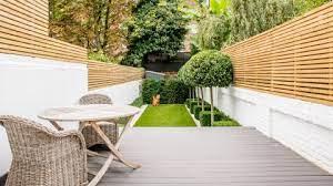 20 small garden decking ideas clever