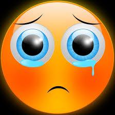 sad emoticon images clipart best