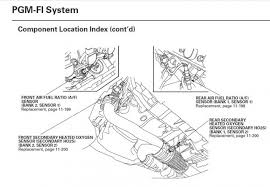 oxygen sensor location. attached images oxygen sensor location
