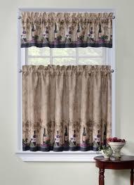 Kitchen Curtains With Grapes Kitchen Curtains Grapes Design Kutsko Kitchen