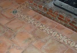 floor tile borders. Border Tiles For Floors Decorative Tile Surrounds The Hearth In This Floor Borders O