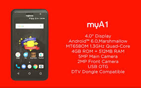 myphone myphone mya1 phone specs price and features howtoquick net