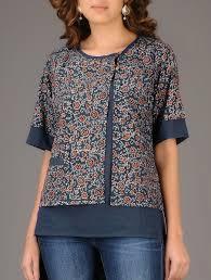 Buy Online at Jaypore.com | Cotton tops women, Sewing clothes women, Sewing  clothes