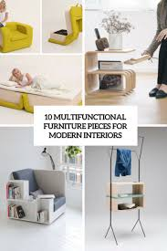 multifunctional furniture. Multifunctional Furniture Pieces For Modern Interiors Cover P