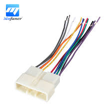 online buy whole isuzu wiring harness from isuzu wiring new car stereo cd radio player wire harness adapter plug for acura for honda for civic