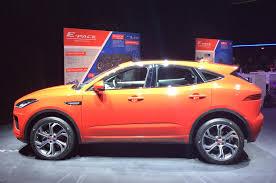 2018 jaguar e pace. brilliant pace 2018 jaguar epace officially revealed release date price and interior to jaguar e pace