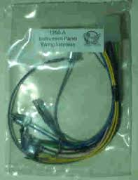 electrical system parts instrument panel wiring harness for