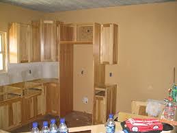Hickory Kitchen Cabinets Hickory Kitchen Cabinets Pictures Rustic Hickory Kitchen Cabinet
