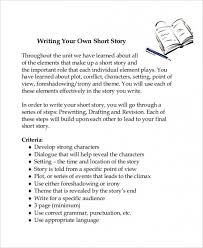 Short Story Plan Template Download Writing Template 9 Free Word Pdf Documents Download Top