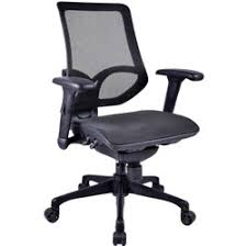 office chair material. WorkPro Task Chair With Arms \u0026 Seat Slide Mesh Back Black Office Material