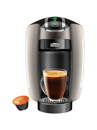 Morphy richards kaffeto 10 cups coffee maker: Nescafe Dolce Gusto Esperta 2 Espresso And Specialty Single Serve Coffee Maker 1 88 Quartsingle Serve Dolce Gusto Podcapsule Brand Metallic Silver Office Depot