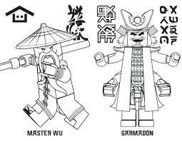 Ninjago Dragon Coloring Pages At Getdrawingscom Free For Personal