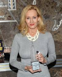 j k rowling launches us arm of her lumos nonprofit boston herald author j k rowling appears at the empire state building during a lighting ceremony and to mark