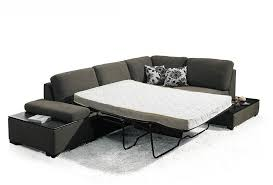sectional with sofa bed black leather sleepers sofas convertible loveseat bed with chaise best designs two