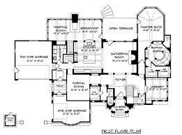 tudor house plans. Tudor Style House Plan - 4 Beds 4.00 Baths 4934 Sq/Ft #413 Plans