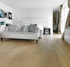 engineered parquet floor glued floating oak oak clear wide plank brushed white oil