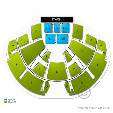 Center Stage Atlanta Tickets
