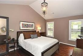 taupe master bedroom ideas. traditional master bedroom with flush light, hardwood floors taupe ideas d