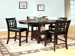 36 inch round dining tables table set in awesome 5 din