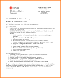 Resume Objective Examples For Internships Relevant Snapshoot