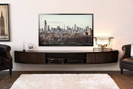 curved wall shelf cabinet tv stand