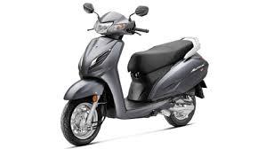 Honda Activa 6G Matte Axis Grey <b>Metallic</b> Colour, All Activa 6G ...