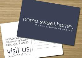 Moving Postcard Templates Just Mod Cards Best We Ideas On Home ...