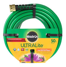 miracle gro ultralight 50 ft hose