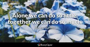 Helen Keller Quotes BrainyQuote Enchanting Beautiful Madam In Beautiful Garden Quotes