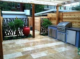 modern outdoor kitchen pictures