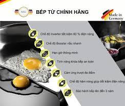 Bếp từ đôi âm sàn Gertech GT-5202 nhập khẩu CHLB Đức - Rao Vặt Miễn Phí