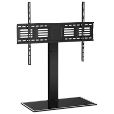 Tv Stands For 50 Flat Screens Fitueyes Universal Tv Stand Pedestal Base Wall Mount For 50 80