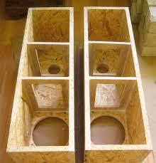 visaton bg 20 single driver full range speakers making cabinets