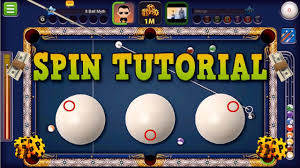 8 ball pool spin tutorial how to use spin in 8 ball pool no hacks cheats you