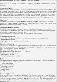 Technical Skills In Resume For Mechanical Engineer Sample Resume For Mechanical Production Engineer Best Of Sample