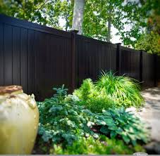 black vinyl privacy fence. Large-size Of Plush Black Pvc Illusions Vinyl Tongue In Looking For Privacy Fence