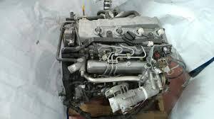 Engine TOYOTA DYNA Platform/Chassis (KD_, LY_, _Y2_, _U3_, _U4_) 2.5 ...