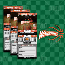 sports invites basketball raffle ticket template raffle ticket design 4 product 1