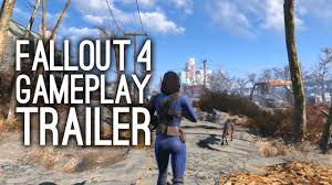 Fallout 4 Gameplay Trailer - Launch ...