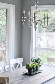kitchen nook lighting. Contemporary Nook Kitchen Nook Light  Chrome And Crystal Chandelier5 With Lighting E