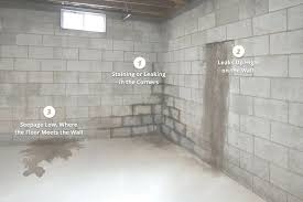 small basement leaks can cause big headaches