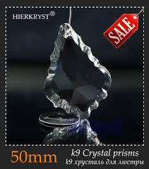 Us 195 Hierkyst 1 Stück K9 Glas Kristalle Prismen Anhänger Kronleuchter Teile Lüster Regenbogen Lampe Beleuchtung Hängenden Tropfen 50mm 2 1948