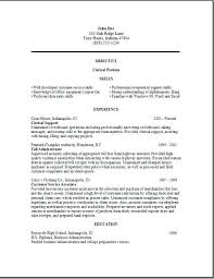 clerical resumes images of clerical resumes
