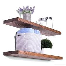 16 Deep Floating Shelves Beauteous Decoration Deep Floating Shelves