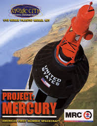 hobby kits 1 12 scale. Project Mercury Space Capsule 1/12 Scale Model Kit Atomic City Hobby Kits 1 12