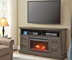 mini electric fireplace heater. Electric Fireplace Tv Stand With Mini Fridge - Charming Entertainment Center Heater