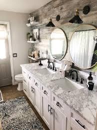 Image Master Bathroom Golden Birch Mama Golden Birch Mama Guest Bathroom Remodel