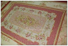french country style area rugs beautiful 8 10 vintage style country french rose aubusson area rug