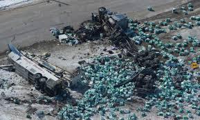 Photos: Canada mourns after bus crash kills 15 | World | lebanon ...