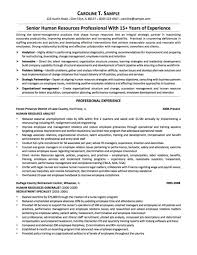 Resume Example Call Center Hr Generalist Format Contact Manager